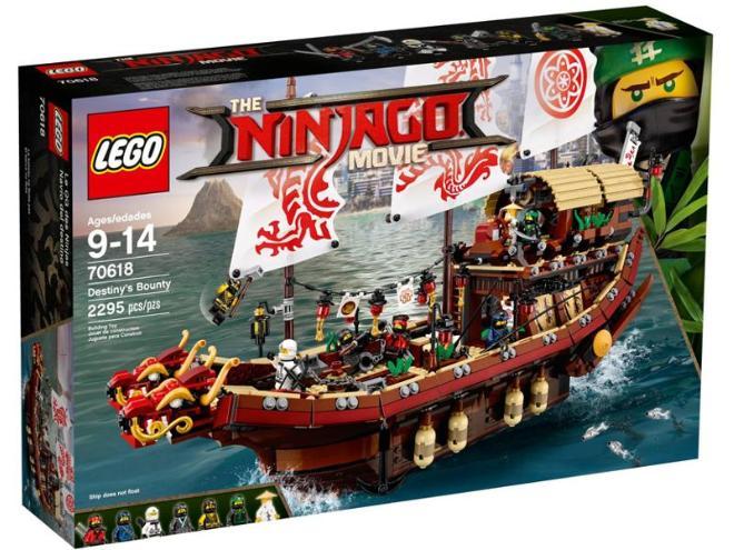 Cécile Vendre Lego Plus Ninjago De 55 Model À Ste Milton Neuf 4RLqc35SAj